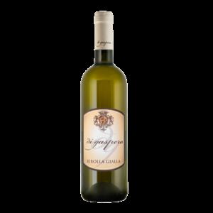 Ribolla Gialla IGP, Vino bianco in bottiglia