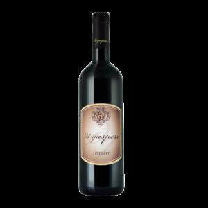 Uselot, Vino rosso in bottiglia