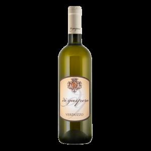 Verduzzo IGP, Vino bianco in bottiglia