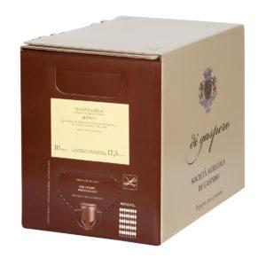 Vino Bianco Bag in Box da 10 Litri