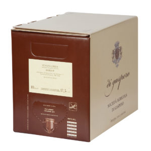 Merlot Bag in Box da 3 Litri